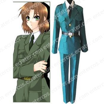Hetalia Axis Powers Lithuania Cosplay Costume 1  any size
