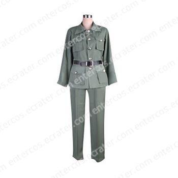 Hetalia Axis Powers Lithuanian Cosplay Costume  any size