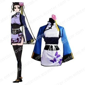 Black Butler Ranmao Halloween Cosplay Costume any size