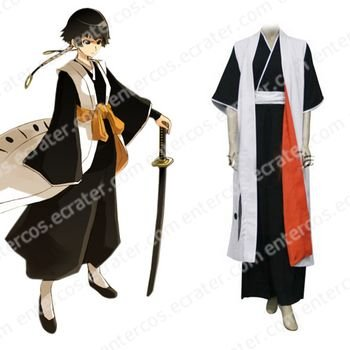 Bleach 2nd Division Captain Soi Fong Halloween Cosplay Costume any size