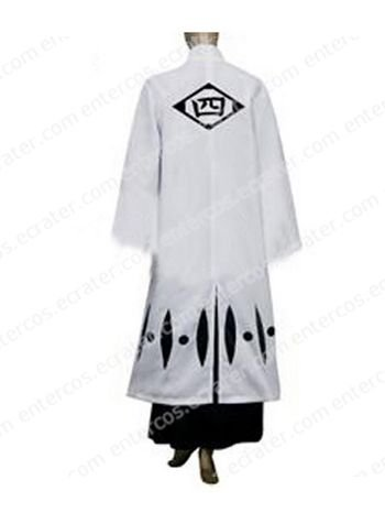 Bleach 4th Division Captain Unohana Retsu Cosplay Costume  any size