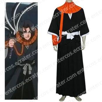 Bleach Ayasegawa Yumichika Halloween Cosplay Costume any size