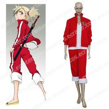 Bleach Sarugaki Hiyori Cosplay Costume any size.