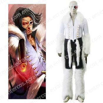 Bleach Stark Release Form Cosplay Costume any size.