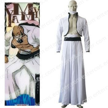 Bleach The Decima Espada Yammy Cosplay Costume any size.