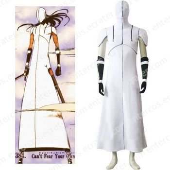 Bleach Tousen Kaname Hollow Form Cosplay Costume  any size.