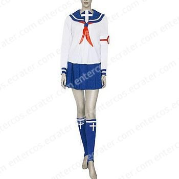 Busou Renkin Tokiko Tsumura Cosplay Costume  any size.