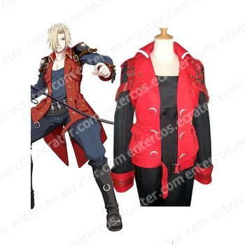 Castlevania Jonathan Morris Cosplay Costume any size.