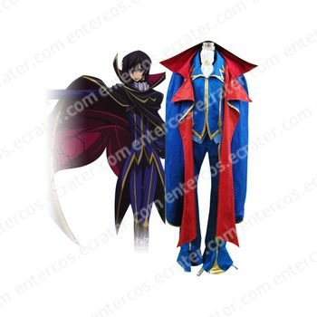 Code Geass cosplay costume any size.