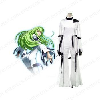 Code Geass Halloween Cosplay Costume 2 any size.