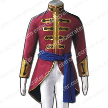 Code Geass Jacket Halloween Cosplay Costume any size.