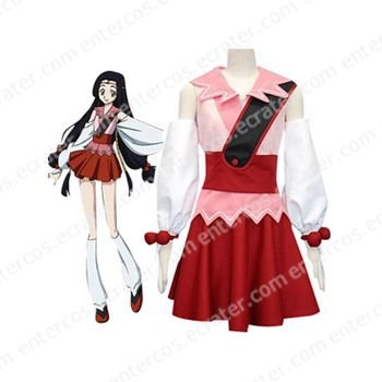 Code Geass Kaguya Cosplay Costume any size.