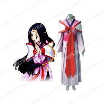 Code Geass Kaguya Sumeragi Cosplay Costume  any size.
