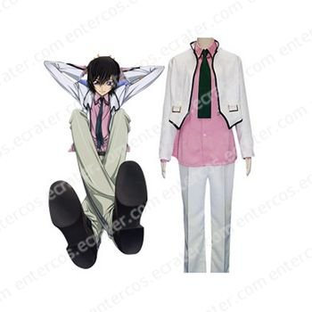Code Geass Lelouch Cosplay Costume  any size.