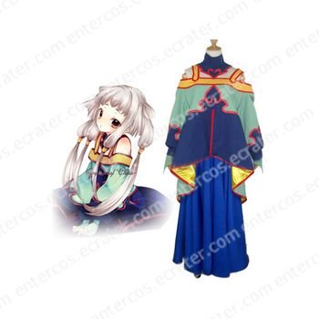 Code Geass Lelouch of the Rebellion Chinese Emperor Jiang Lihua Cosplay Costumes   any size.