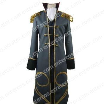 Code Geass Odysseus Wu Britannia Cosplay Costume  any size.