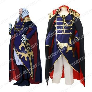 Code Geass The Emperor of Britannia Cosplay Costume any size.