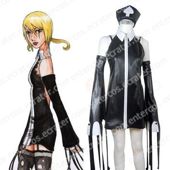 D.Gray Man Eliade Cosplay Costume  any size.