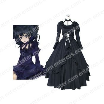 D.Gray Man Lenalee Lee Princess Cosplay Costume any size.