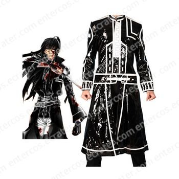 D.Gray-man cosplay costume 2  any size.