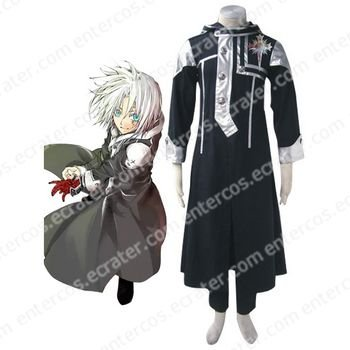 D.Gray-man Cosplay Costume 3  any size.