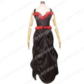 D.Gray-man Marian Cosplay Costume any size.