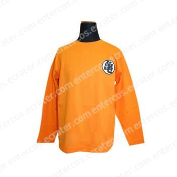 Dragon Ball Cosplay Costume With Kame Letter  any size.