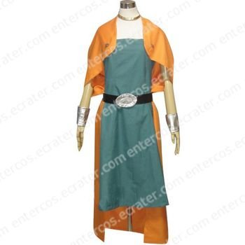 Dragon Warrior V Bianca Whitaker Cosplay Costume  any size.