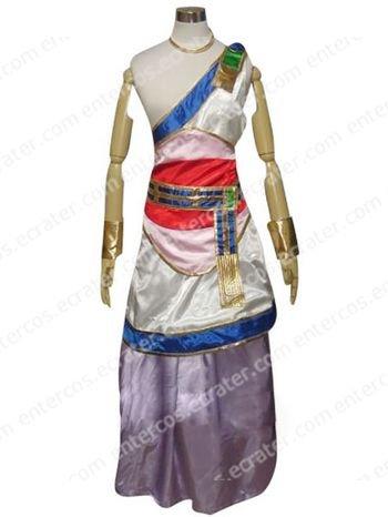 Dragon Warrior V Nera Briscoletti Cosplay Costume any size.