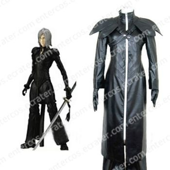 Final Fantasy VII Advent Children KADAJ Halloween Cosplay Costume  any size.