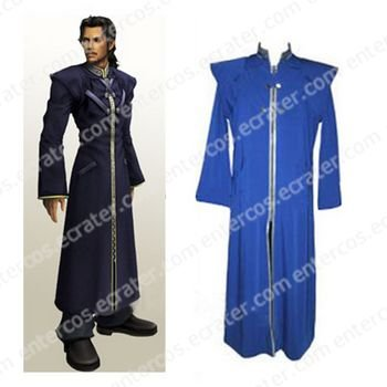 Final Fantasy VII Reeve Tuesti Cosplay Costume  any size.