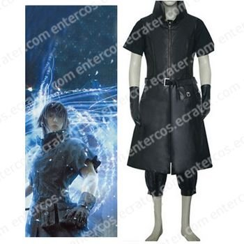 Final Fantasy XIII Versus Halloween Cosplay Costume  any size.