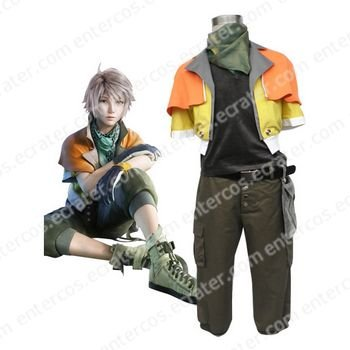 Final Fantasy XIII Hope Estheim Cosplay Costume   any size.