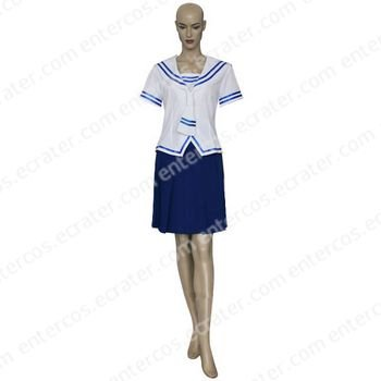 Fruits Basket Tohru Honda Halloween Cosplay Costume any size.