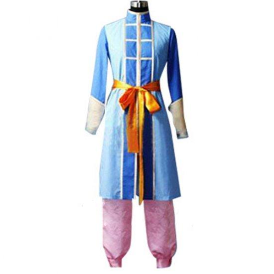 Fushigi Y?gi The Mysterious Play Nuriko Cosplay Costume any size.