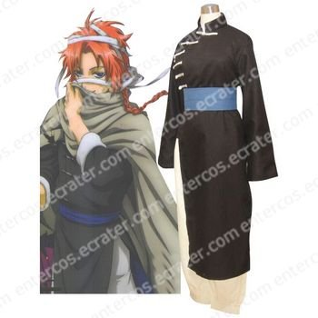 Gin Tama Kamui Cosplay Costume any size.