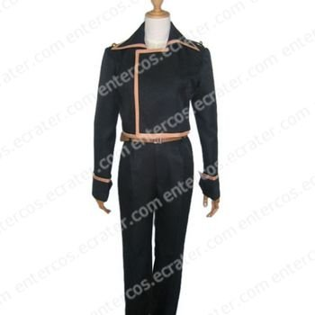 Gin Tama Yamazaki Sagaru Cosplay Costume any size.