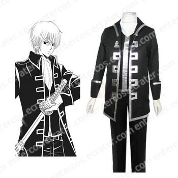 Gintama Silver Soul Cosplay Costume  any size.