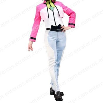 Gundam Felt Grace Cosplay Costume   any size.