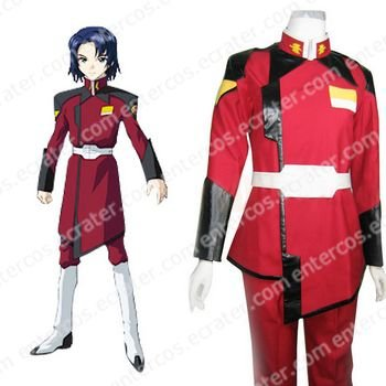 Gundam Seed Athrun Zala Cosplay Costume any size.
