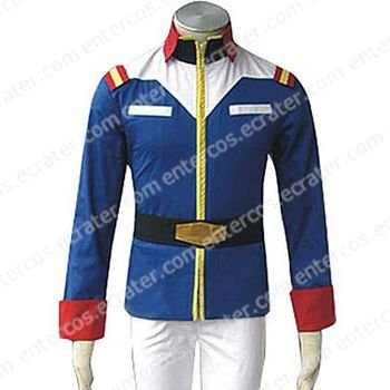 Gundam Seed Jacket Halloween Cosplay Costume any size.