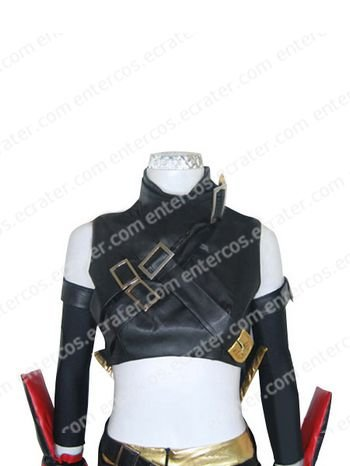 Hack G.U Haseo Cosplay Costume any size.