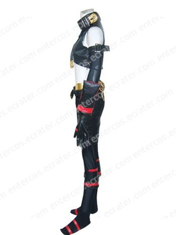 Hack G.U Haseo Cosplay Costume any size.