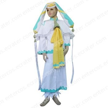 Jumper Hack Mireiru Kids Cosplay Costume  any size.