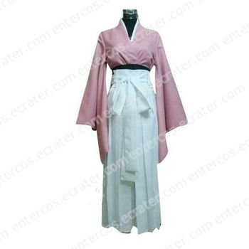 Hakuouki Portable Chisturu Yukimura Cosplay Costume  any size.