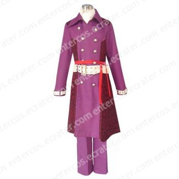 Hakuouki Shinsengumi Kitan Cosplay Costume 2 any size.