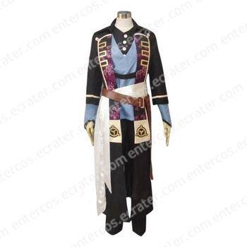 Hakuouki Shinsengumi Kitan Hizikatatoshidou Cosplay Costume any size.