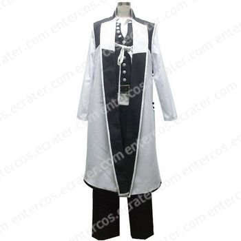 Shinsen-gumi Harada Sanosuke Cosplay Costume  any size.