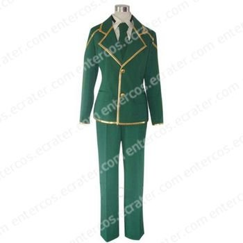 Formal Harukanaru Toki no Naka de 4 Nagi Cosplay Costume  any size.