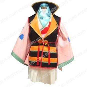 Harukanaru Toki no Naka de 3 Akane Motomiya Cosplay Costume  any size.
